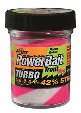Berkley Powerbait Power-Bait TroutGlow in the Dark leuchtender Forellen-teig
