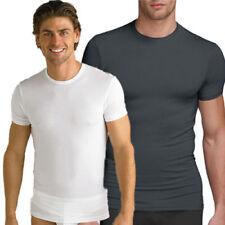 Calvin Klein Men's T-Shirt Crew neck Micromodal Ck U5551 Liquid Cotton