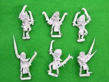 Warhammer Dark Elf, Bruja elfos, multi-listing