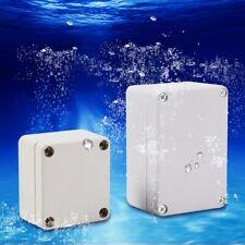 IP65/66 Waterproof Weatherproof Junction Box Plastic Electric Enclosure Case AU