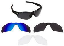 Best SEEK Replacement Lenses Oakley VENTED RADAR PITCH - Multi Options