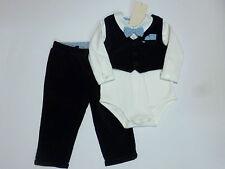 Abbigliamento Bambini - ARMANI Conf.regalo cerimonia gilet+pant+body+papillon