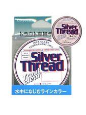 Unitika - Silver Thread - Trout Clear - 150m