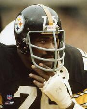 Pittsburgh Steelers MEAN JOE GREENE Glossy 8x10 Photo Poster Print Photograph