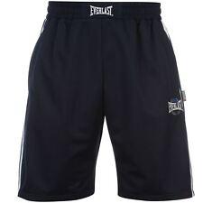 Everlast track shorts nuevo/New bronx boxing estados unidos Gym MMA Rocky Balboa Sport Top NY