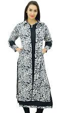 Bimba Paisley Print Kurta Blouse With Pashmina Shrug Jacket Designer Tunic