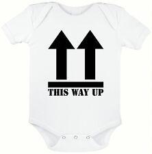 De esta forma bebé crezca, novedad Traje de bebé, tamaños de 0 a 12 meses