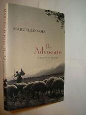 MARCELLO FOIS.THE ADVOCATE.SEMPRE CARO.1ST H/B D/J 2001