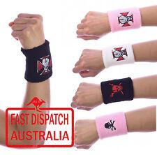 Sports Gym  Costume Party Tennis Cotton Towel Sweat Band Sweatband Wristband