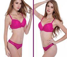 Ladies Multi-color Underwear Push up Bra sets Briefs Thongs Pants 3246840 ABCD