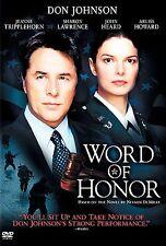 Word of Honor (DVD, 2004)~ Don Johnson, Jeanne Tripplehorn~ VIETNAM WAR