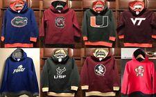 New NCAA Kids Hoodies Youth Boy's Hooded Sweatshirt - Miami, FSU USC VT USF FGCU