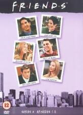 Friends: Series 4 - Episodes 1-8 [DVD] [1995], Very Good DVD, Maggie Wheeler, Ch