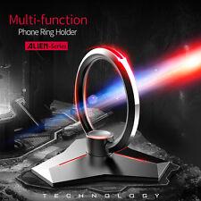 Alien Universal 360° Phone Ring Buckle Zinc Alloy Metal Ring Phone Tablet Holder