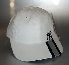 MLB Hat American Needle NY New York Yankees Cap White Canvas Cap Sammlerstück