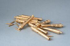 CANONS POUR VOILIER BATEAUX/HISTORIQUE Canons (10 PIÈCES) L:2in #HB5010 AKKURA