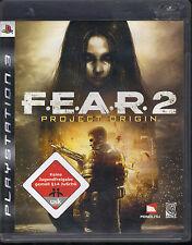F.E. A.R. 2-PROJECT ORIGIN (Playstation 3)