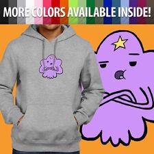 Adventure Time Sassy LSP Lumpy Space Princess Pullover Sweatshirt Hoodie Sweater
