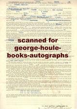 MACK SENNETT~BATHING BEAUTIES~SIGNED~1919 - SOL LESSER