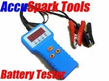 AccuSpark Professional Car battery & alternator tester for Ford,Triumph,MIni,MG