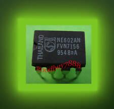 100,NE602AN NE602 PHILIPS Mixer & Oscillator IC NEW m