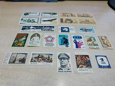 USPS 1971 complete year set of 24 stamps mint NH OG