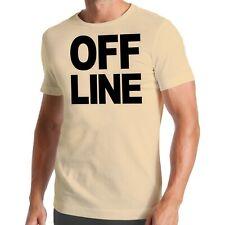 Offline T-Shirt | Internet | www | https | Online | Smartphone | Gamer Computer