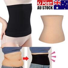 Women Body Shaper Tummy Trimmer Waist Cincher Stomach Control Girdle Slim Belt