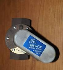 """Hays Shur-Flo 2600-3911 Water Flow Valve 1-1/4"""" 26 GPM"""