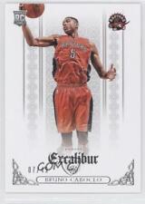 2014 Panini Excalibur Silver #166 Bruno Caboclo Toronto Raptors Basketball Card