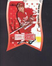 1997-98 Leaf Banner Season Hockey Cards Pick From List