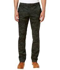 Weatherproof Mens Camo Casual Chino Pants