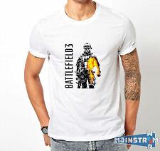 T-SHIRT MAGLIETTA  BATTLEFIELD 3