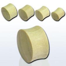 Piercing CROCODIL Wood Plug 3,4,5,6,8,10,12,14,16u.19mm