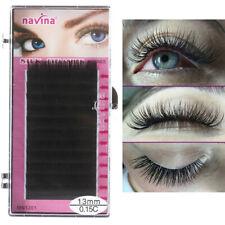 9331c1e0664 ... Nivina 12 lines Faux Mink Individual Eyelashes Russian Volume False  Eyelashes Hq