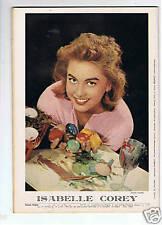 FILLETTE 1959 ISABELLE COREY ANNIE GIRARDOT JEAN MARAIS