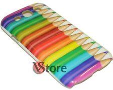 Cover Custodia Per Samsung Galaxy S3 Matite + Pellicola Salva Schermo LCD
