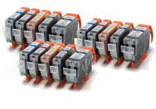 PGI-525 / CLI-526 - 15 Compatible Printer Ink Cartridges PGI525 / CLI526