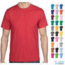 Gildan DryBlend 50/50 T-Shirt Plain Blank Solid Short Sleeve Tees S-5XL 8000