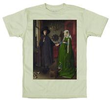 Van Eyck - Arnolfini Portrait Painting T shirt