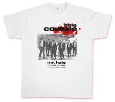El Sr. Hate HC Hate Couture t-shirt Reservoir tarantino tatuaje Dogs fashion t Shirt