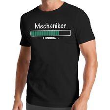 Loading Mechaniker T-Shirt | Auto | Motorrad | Zweirad | Tuning | KFZ