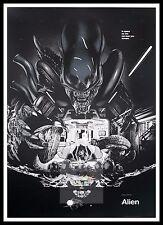Alien 8 Póster grandes películas Clásico & Vintage películas