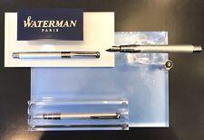 Waterman Perspective Silver C.C. Füllfederhalter Kugelschreiber Rollerball