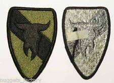 Patch original Vietnam USA - 163 rd Armored Cavalry  ( 251 )