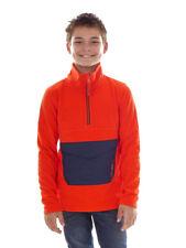 O`Neill Fleece Pullover Function Top Rails half Zip Red Bag