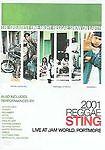 USED DVD Reggae Sting 2001 - Live at Jam World - Portmore~Various,Richard Greene