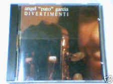 "ANGEL ""PATO"" GARCIA Divertimenti n.1 cd FRANCO CALIFANO"