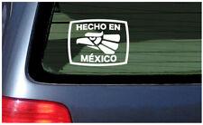 Hecho En Mexico Sticker Vinyl Decal Car Die Cut Pride Mexican México Aguila