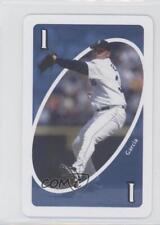 2003 Uno Seattle Mariners Collector's Tin Base #1B Freddy Garcia (Blue) Card